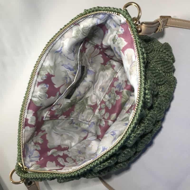 Hæklede tasker 8
